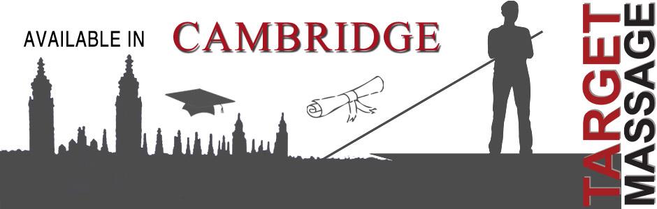 Sports Massage in Cambridge