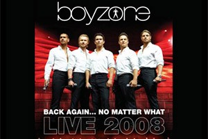 Boyzone 2008 Live Tour