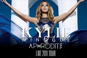 Kylie's Aphrodite Tour