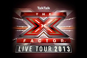 The X Factor 2013 Live Tour