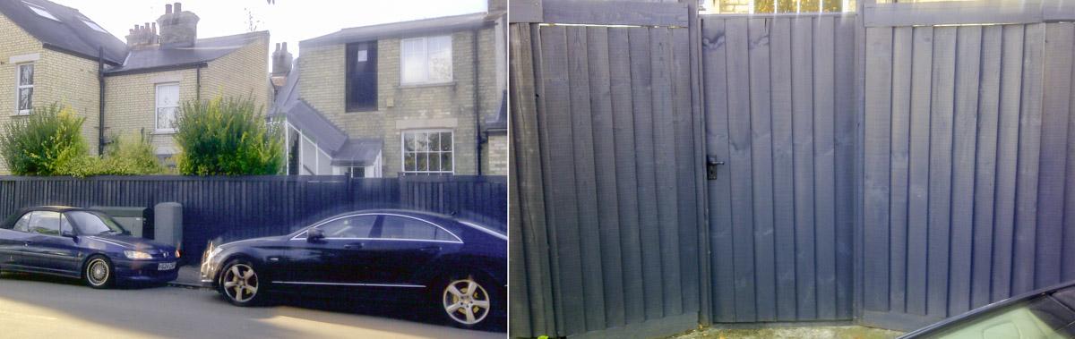 Vinery Road Studios entry door
